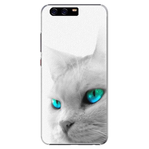 Plastové pouzdro iSaprio - Cats Eyes - Huawei P10 Plus