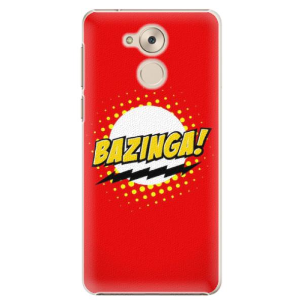 Plastové pouzdro iSaprio - Bazinga 01 - Huawei Nova Smart
