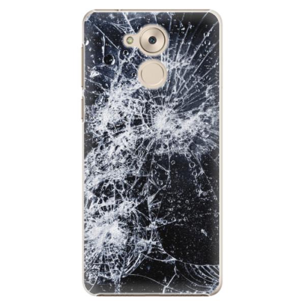 Plastové pouzdro iSaprio - Cracked - Huawei Nova Smart