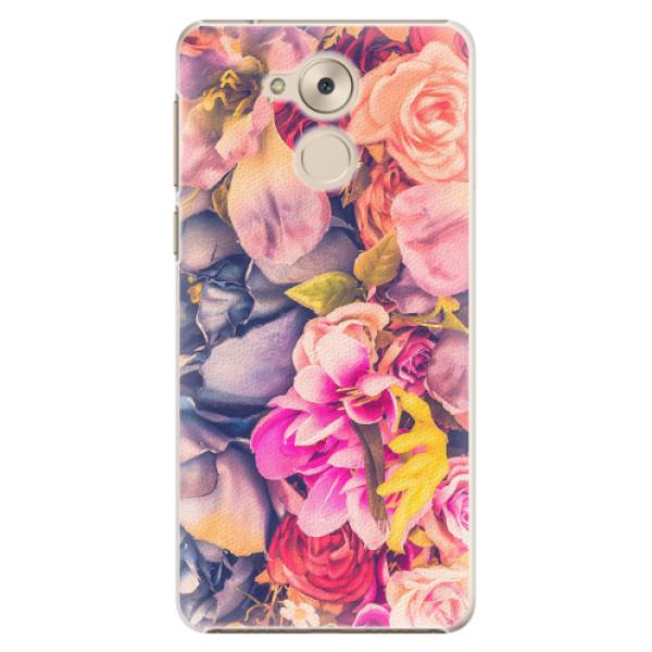 Plastové pouzdro iSaprio - Beauty Flowers - Huawei Nova Smart