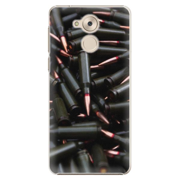 Plastové pouzdro iSaprio - Black Bullet - Huawei Nova Smart