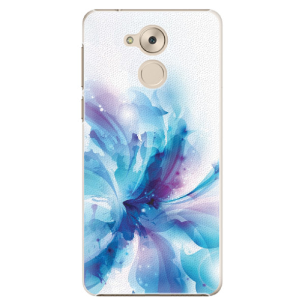 Plastové pouzdro iSaprio - Abstract Flower - Huawei Nova Smart