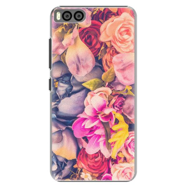 Plastové pouzdro iSaprio - Beauty Flowers - Xiaomi Mi6