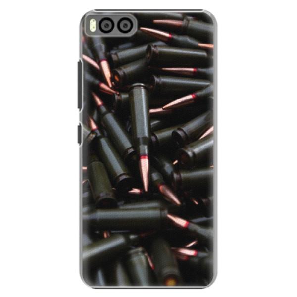 Plastové pouzdro iSaprio - Black Bullet - Xiaomi Mi6