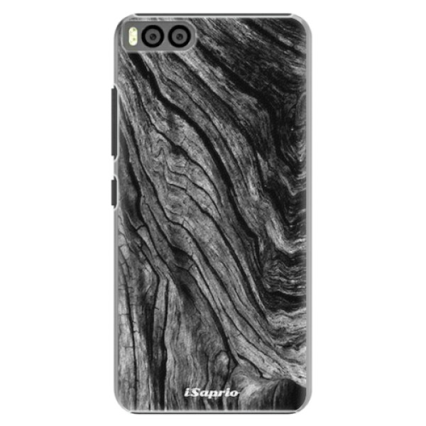 Plastové pouzdro iSaprio - Burned Wood - Xiaomi Mi6