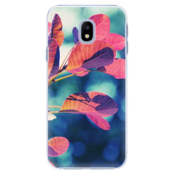 Plastové pouzdro iSaprio - Autumn 01 - Samsung Galaxy J3 2017