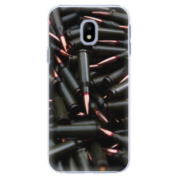 Plastové pouzdro iSaprio - Black Bullet - Samsung Galaxy J3 2017