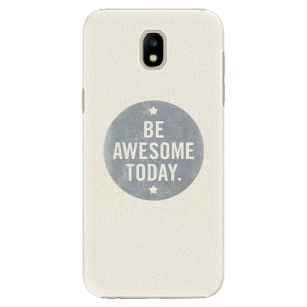 Plastové pouzdro iSaprio - Awesome 02 - Samsung Galaxy J5 2017