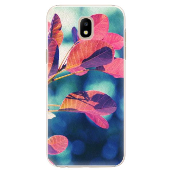 Plastové pouzdro iSaprio - Autumn 01 - Samsung Galaxy J5 2017