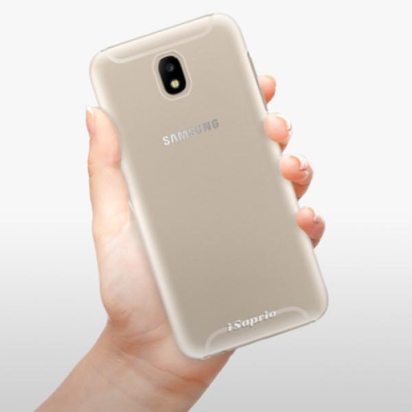 Plastové pouzdro iSaprio - 4Pure - mléčný bez potisku - Samsung Galaxy J5 2017