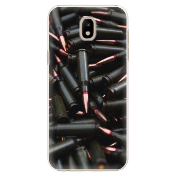 Plastové pouzdro iSaprio - Black Bullet - Samsung Galaxy J5 2017