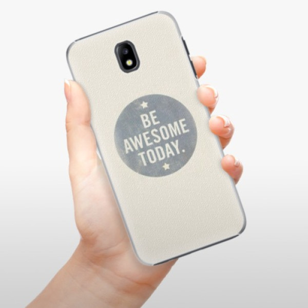 Plastové pouzdro iSaprio - Awesome 02 - Samsung Galaxy J7 2017