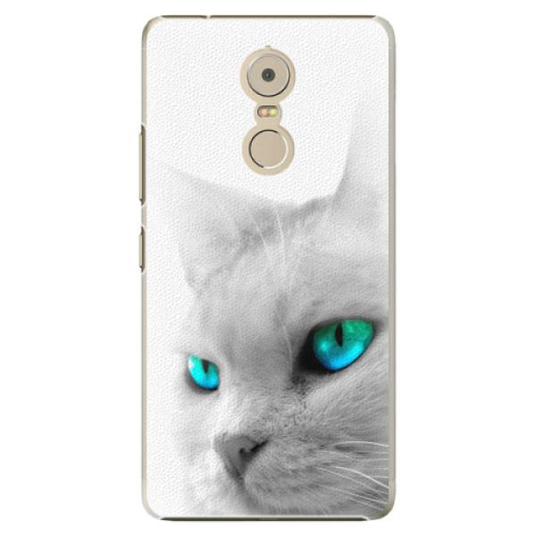 Plastové pouzdro iSaprio - Cats Eyes - Lenovo K6 Note