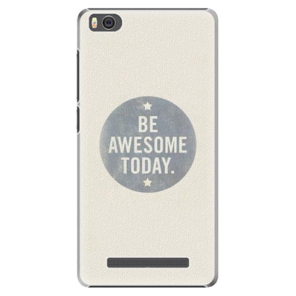 Plastové pouzdro iSaprio - Awesome 02 - Xiaomi Mi4C