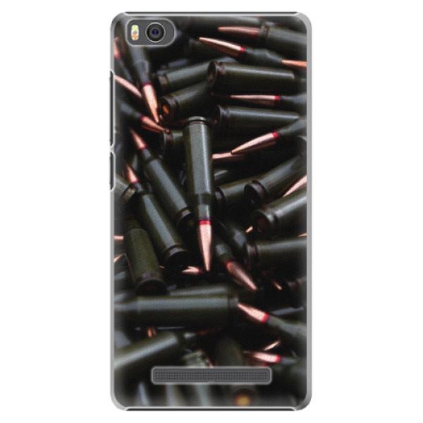 Plastové pouzdro iSaprio - Black Bullet - Xiaomi Mi4C