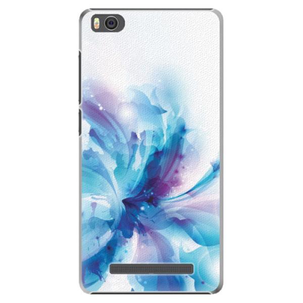 Plastové pouzdro iSaprio - Abstract Flower - Xiaomi Mi4C