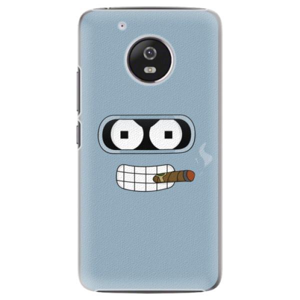 Plastové pouzdro iSaprio - Bender - Lenovo Moto G5