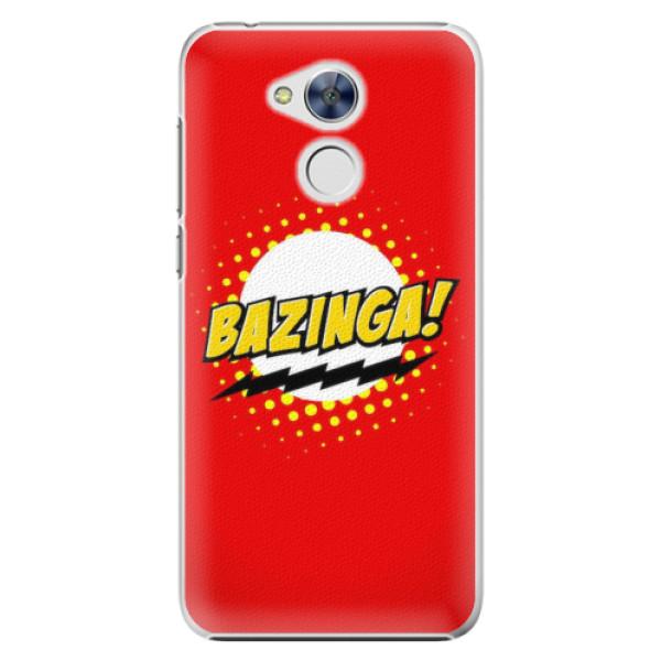 Plastové pouzdro iSaprio - Bazinga 01 - Huawei Honor 6A