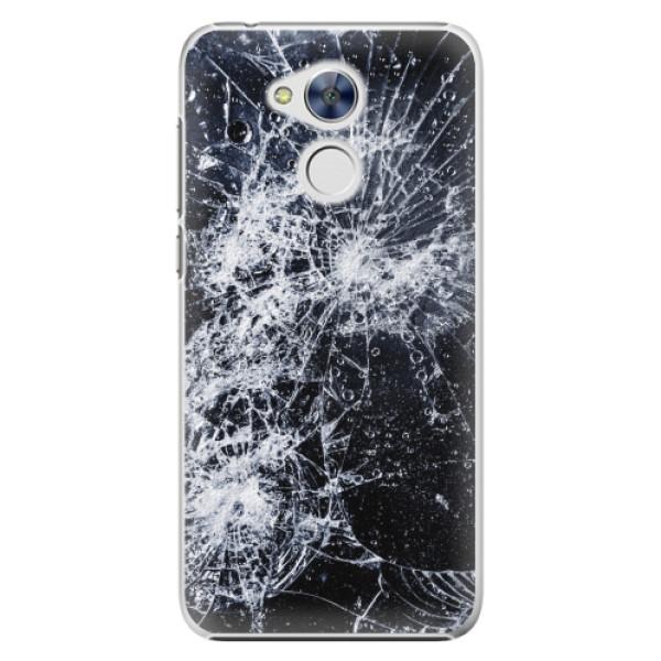 Plastové pouzdro iSaprio - Cracked - Huawei Honor 6A