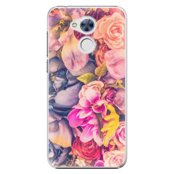 Plastové pouzdro iSaprio - Beauty Flowers - Huawei Honor 6A