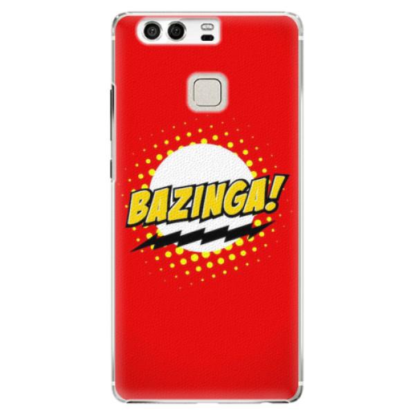 Plastové pouzdro iSaprio - Bazinga 01 - Huawei P9