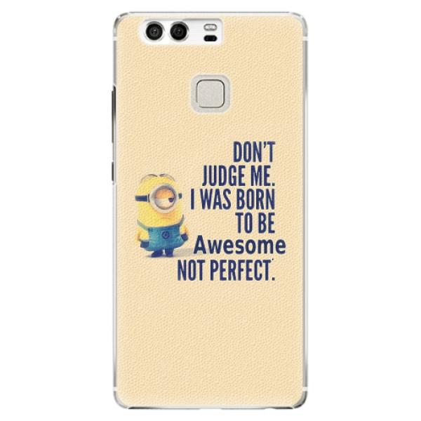Plastové pouzdro iSaprio - Be Awesome - Huawei P9