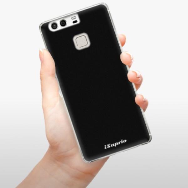 Plastové pouzdro iSaprio - 4Pure - černý - Huawei P9
