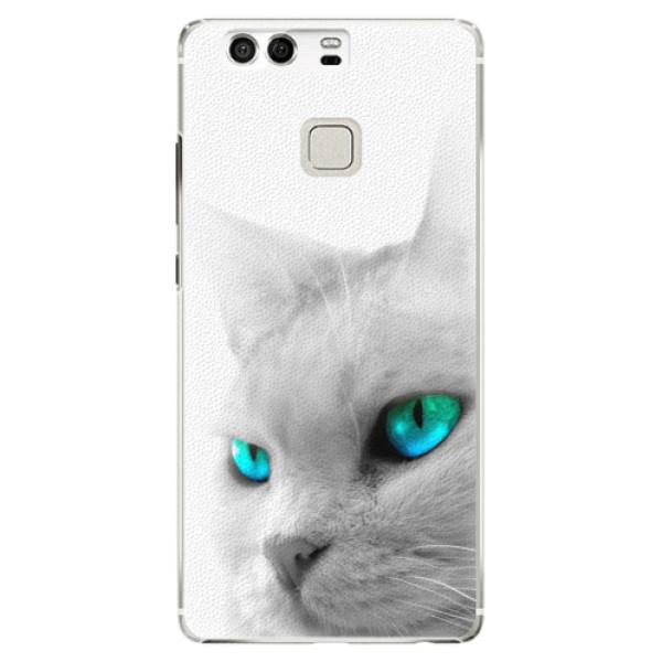 Plastové pouzdro iSaprio - Cats Eyes - Huawei P9