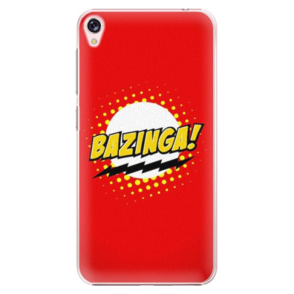 Plastové pouzdro iSaprio - Bazinga 01 - Asus ZenFone Live ZB501KL
