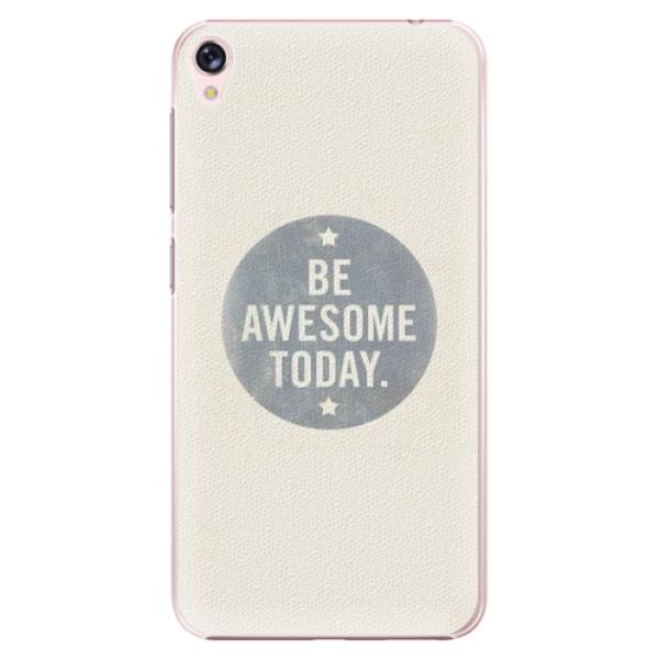 Plastové pouzdro iSaprio - Awesome 02 - Asus ZenFone Live ZB501KL