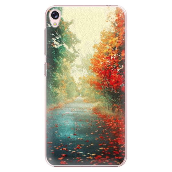 Plastové pouzdro iSaprio - Autumn 03 - Asus ZenFone Live ZB501KL