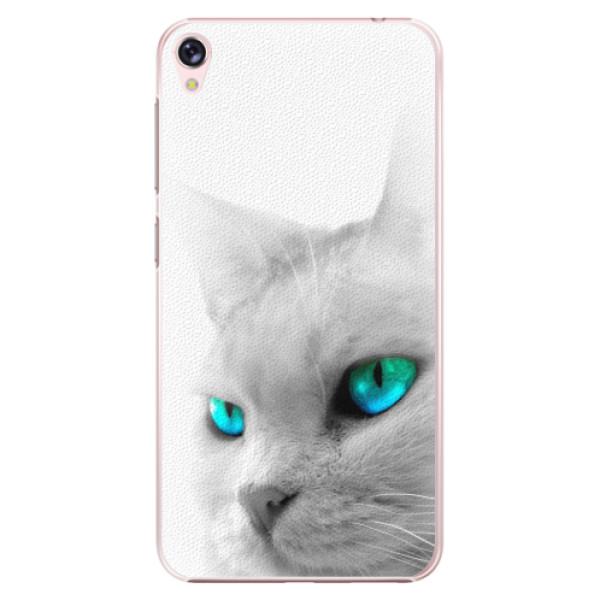 Plastové pouzdro iSaprio - Cats Eyes - Asus ZenFone Live ZB501KL