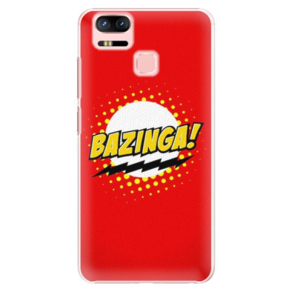 Plastové pouzdro iSaprio - Bazinga 01 - Asus Zenfone 3 Zoom ZE553KL