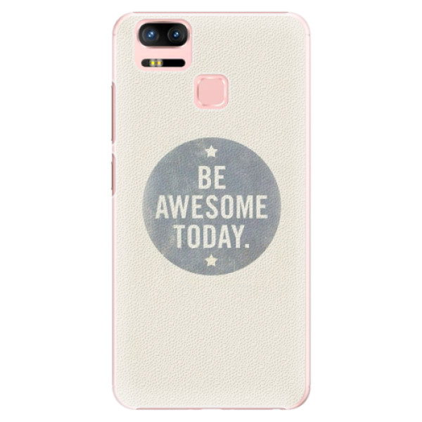 Plastové pouzdro iSaprio - Awesome 02 - Asus Zenfone 3 Zoom ZE553KL