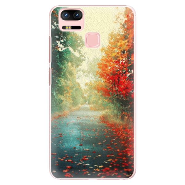 Plastové pouzdro iSaprio - Autumn 03 - Asus Zenfone 3 Zoom ZE553KL