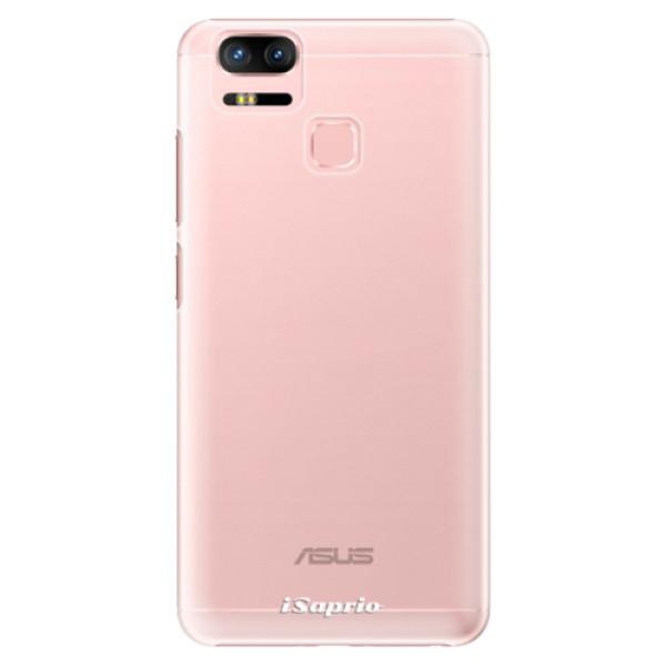 Plastové pouzdro iSaprio - 4Pure - mléčný bez potisku - Asus Zenfone 3 Zoom ZE553KL