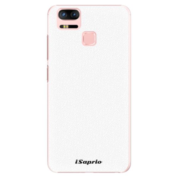 Plastové pouzdro iSaprio - 4Pure - bílý - Asus Zenfone 3 Zoom ZE553KL