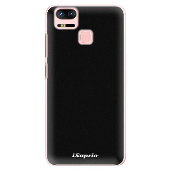 Plastové pouzdro iSaprio - 4Pure - černý - Asus Zenfone 3 Zoom ZE553KL