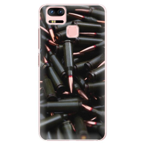 Plastové pouzdro iSaprio - Black Bullet - Asus Zenfone 3 Zoom ZE553KL