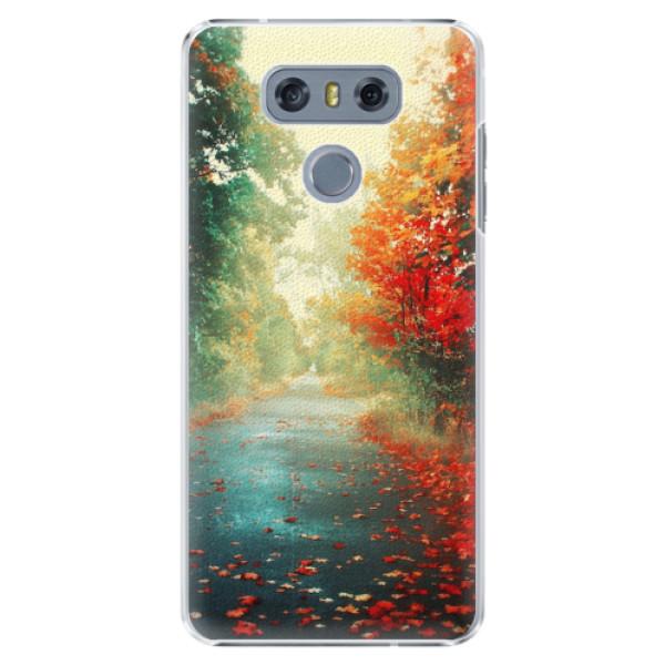 Plastové pouzdro iSaprio - Autumn 03 - LG G6 (H870)