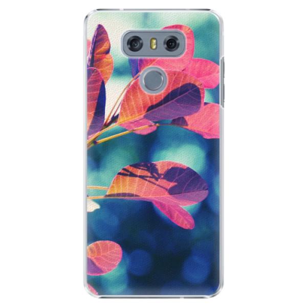 Plastové pouzdro iSaprio - Autumn 01 - LG G6 (H870)