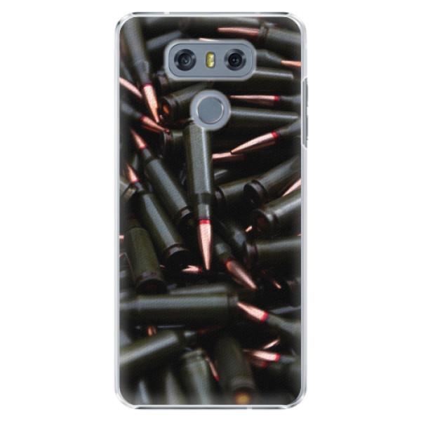 Plastové pouzdro iSaprio - Black Bullet - LG G6 (H870)