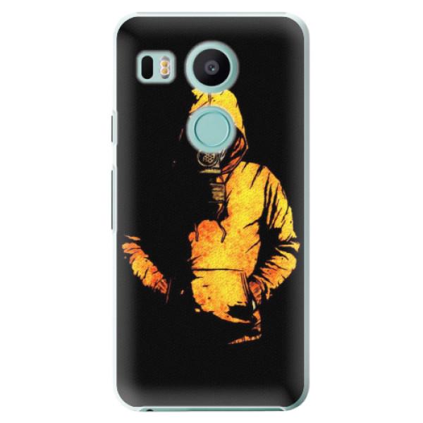 Plastové pouzdro iSaprio - Chemical - LG Nexus 5X