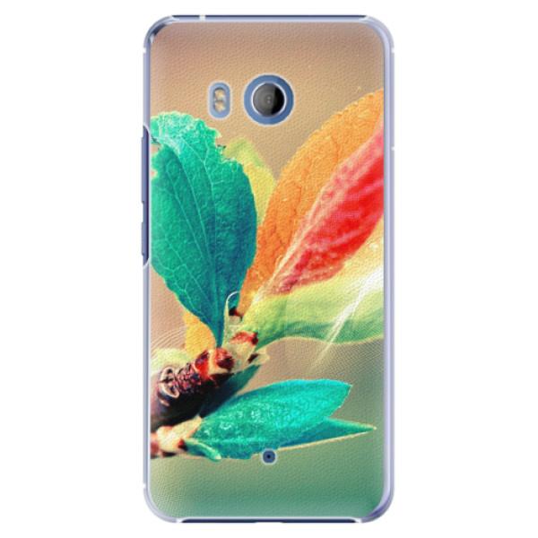 Plastové pouzdro iSaprio - Autumn 02 - HTC U11