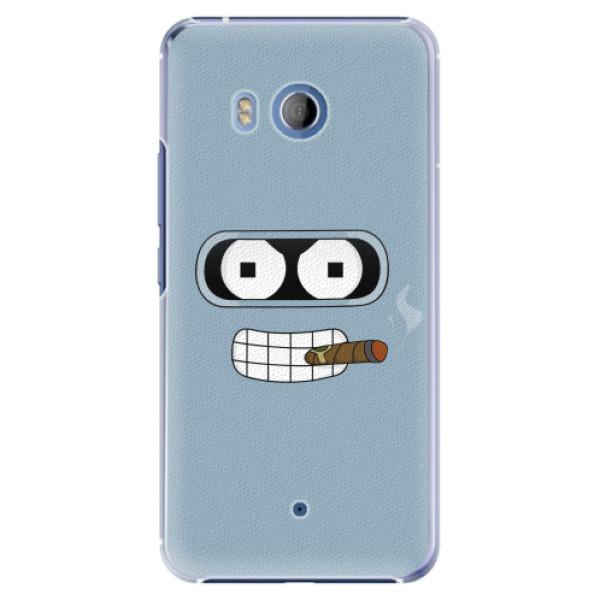 Plastové pouzdro iSaprio - Bender - HTC U11