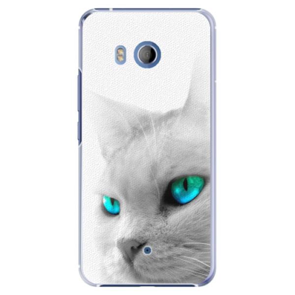 Plastové pouzdro iSaprio - Cats Eyes - HTC U11