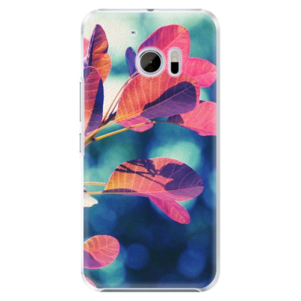 Plastové pouzdro iSaprio - Autumn 01 - HTC 10