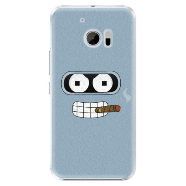 Plastové pouzdro iSaprio - Bender - HTC 10