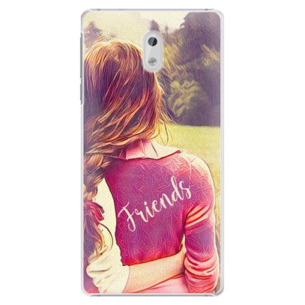 Plastové pouzdro iSaprio - BF Friends - Nokia 3