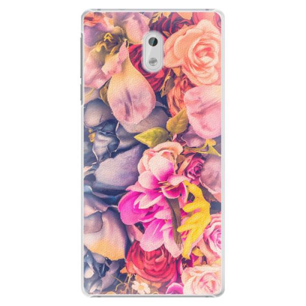Plastové pouzdro iSaprio - Beauty Flowers - Nokia 3